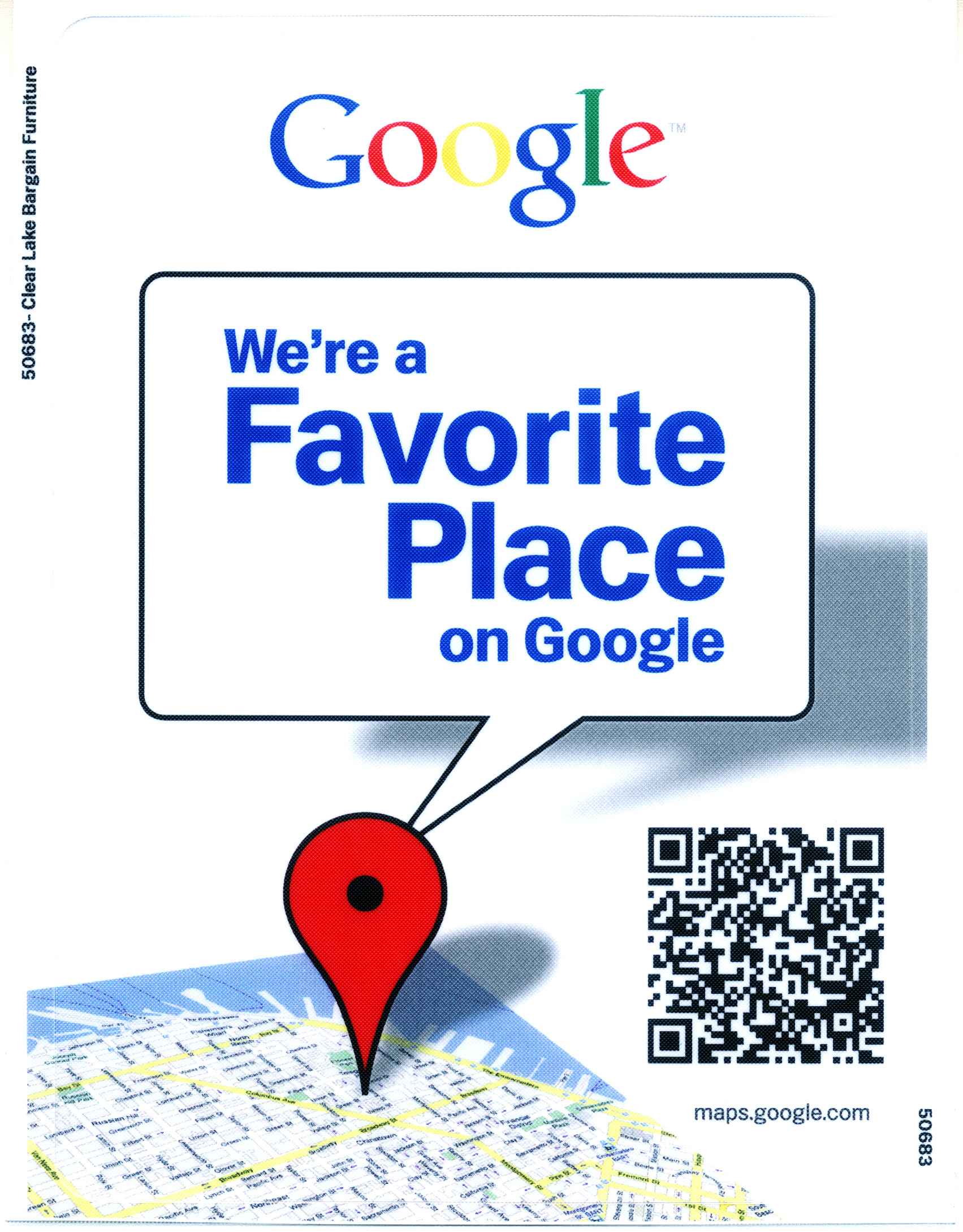 Google Favorite Place!